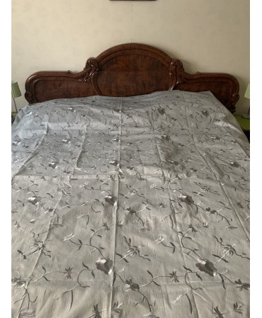 Super king size bedspread,...