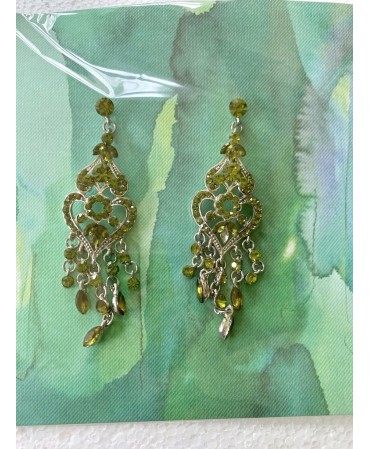 Costume jewellery-earrings
