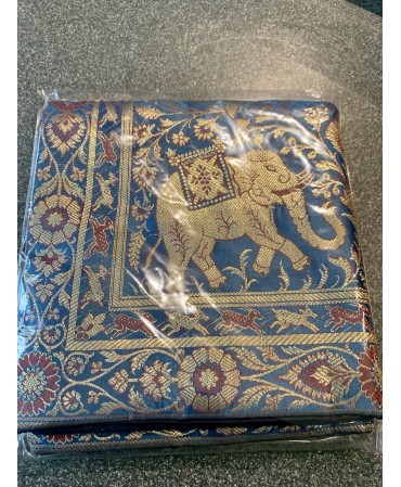 Cushion cover,elephant and...