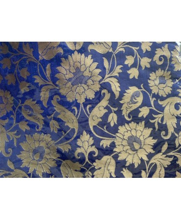 Cushion cover, brocade fabric